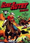 Cover for Gene Autry Comics (Fawcett, 1941 series) #5