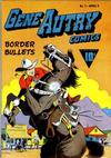 Cover for Gene Autry Comics (Fawcett, 1941 series) #7