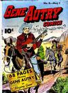 Cover for Gene Autry Comics (Fawcett, 1941 series) #8