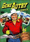 Cover for Gene Autry Comics (Fawcett, 1941 series) #9