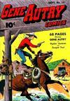 Cover for Gene Autry Comics (Fawcett, 1941 series) #10
