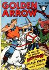 Cover for Golden Arrow (Fawcett, 1942 series) #2