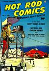 Cover for Hot Rod Comics (Fawcett, 1951 series) #2