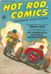 Cover for Hot Rod Comics (Fawcett, 1951 series) #4