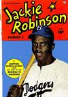 Cover for Jackie Robinson (Fawcett, 1949 series) #2