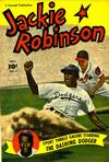 Cover for Jackie Robinson (Fawcett, 1949 series) #4