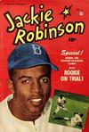 Cover for Jackie Robinson (Fawcett, 1949 series) #5