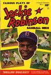 Cover for Jackie Robinson (Fawcett, 1949 series) #6