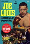 Cover for Joe Louis (Fawcett, 1950 series) #2