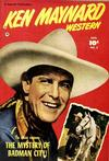 Cover for Ken Maynard Western (Fawcett, 1950 series) #5
