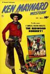 Cover for Ken Maynard Western (Fawcett, 1950 series) #6
