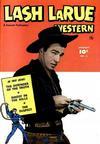 Cover for Lash LaRue Western (Fawcett, 1949 series) #3
