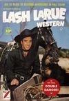 Cover for Lash LaRue Western (Fawcett, 1949 series) #10