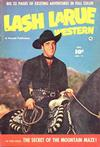 Cover for Lash LaRue Western (Fawcett, 1949 series) #11