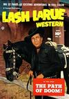 Cover for Lash LaRue Western (Fawcett, 1949 series) #14
