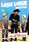 Cover for Lash LaRue Western (Fawcett, 1949 series) #17