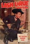 Cover for Lash LaRue Western (Fawcett, 1949 series) #18
