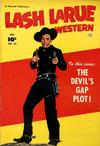 Cover for Lash Larue Western (Fawcett, 1949 series) #23