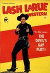 Cover for Lash LaRue Western (Fawcett, 1949 series) #23