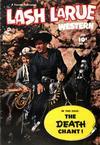 Cover for Lash LaRue Western (Fawcett, 1949 series) #24