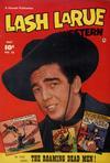Cover for Lash LaRue Western (Fawcett, 1949 series) #28
