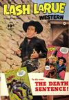 Cover for Lash LaRue Western (Fawcett, 1949 series) #30