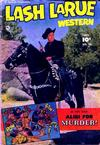 Cover for Lash LaRue Western (Fawcett, 1949 series) #32