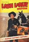 Cover for Lash Larue Western (Fawcett, 1949 series) #35