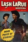 Cover for Lash LaRue Western (Fawcett, 1949 series) #38