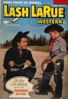 Cover for Lash Larue Western (Fawcett, 1949 series) #40