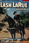 Cover for Lash Larue Western (Fawcett, 1949 series) #41