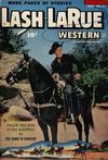 Cover for Lash LaRue Western (Fawcett, 1949 series) #41