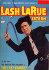 Cover for Lash Larue Western (Fawcett, 1949 series) #46