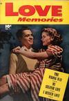 Cover for Love Memories (Fawcett, 1949 series) #1