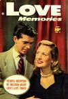 Cover for Love Memories (Fawcett, 1949 series) #3