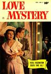 Cover for Love Mystery (Fawcett, 1950 series) #3