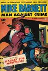 Cover for Mike Barnett, Man Against Crime (Fawcett, 1951 series) #5