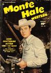 Cover for Monte Hale Western (Fawcett, 1948 series) #32