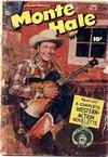 Cover for Monte Hale Western (Fawcett, 1948 series) #37