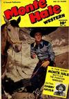 Cover for Monte Hale Western (Fawcett, 1948 series) #42