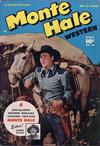 Cover for Monte Hale Western (Fawcett, 1948 series) #46