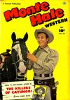 Cover for Monte Hale Western (Fawcett, 1948 series) #69