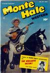 Cover for Monte Hale Western (Fawcett, 1948 series) #70
