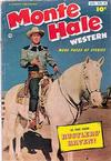 Cover for Monte Hale Western (Fawcett, 1948 series) #81