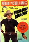 Cover for Motion Picture Comics (Fawcett, 1950 series) #104
