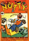 Cover for Nutty Comics (Fawcett, 1946 series) #1