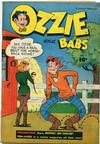 Cover for Ozzie and Babs (Fawcett, 1947 series) #1