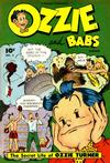 Cover for Ozzie and Babs (Fawcett, 1947 series) #3