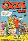 Cover for Ozzie and Babs (Fawcett, 1947 series) #4