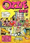 Cover for Ozzie and Babs (Fawcett, 1947 series) #5